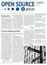 Open source & praxe