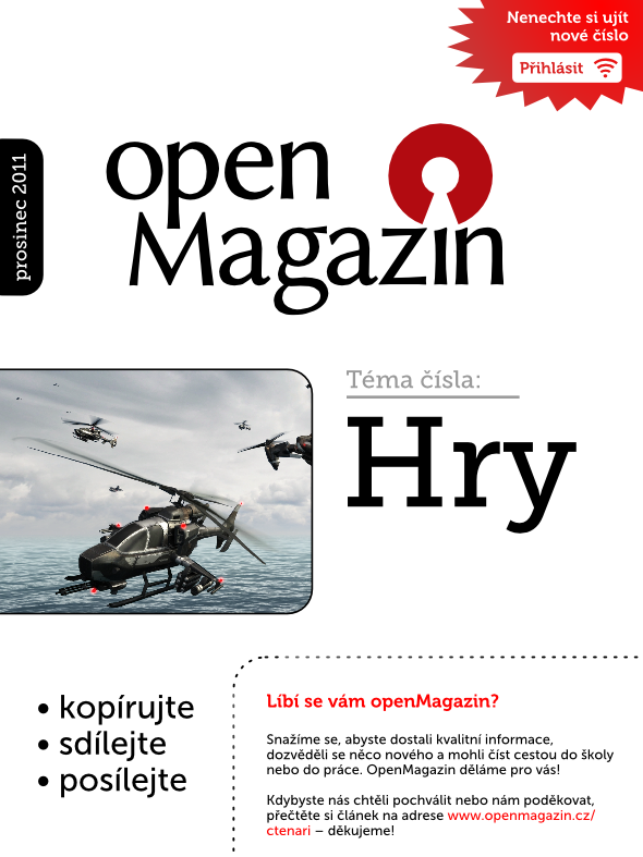 openMagazin 12/2011